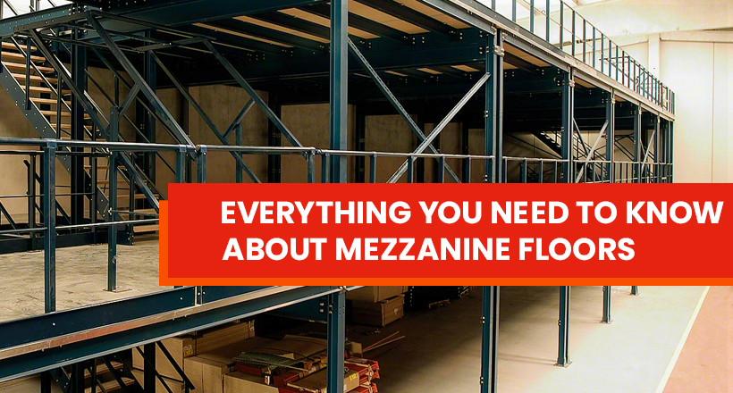 Everything You Need To Know About Mezzanine Floors Mezzaflor